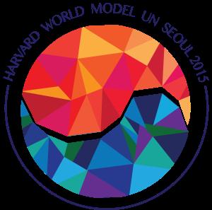 Logo du Harvard World MUN Séoul 2015
