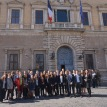 Visit of the French Embassy